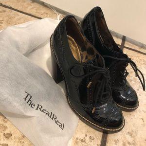 Dolce & Gabbana heeled boots